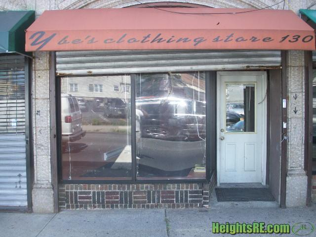 155 - 157 Academy Street, Unit: ST04, Jersey City, NJ-Store Interior