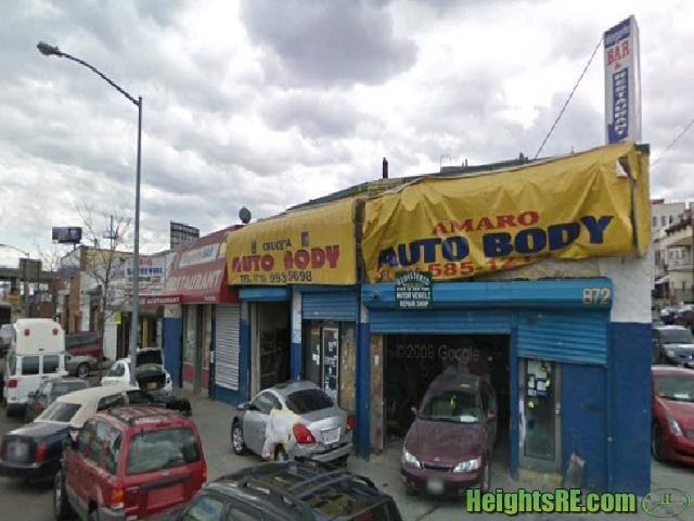 872-80 East 149th Street, Unit: Building, Bronx, NY-Building Fornt